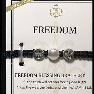 Freedom Blessing Bracelet